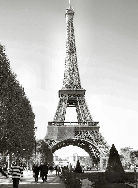 Virée à Paris avec mon chéri le 10.10.10