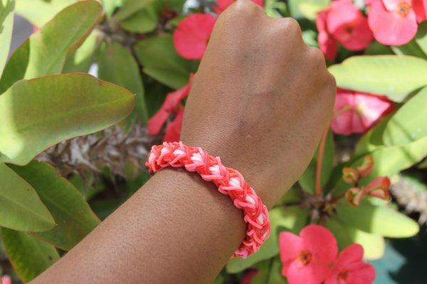 Bracelet Coeur  10 000 Visites *__*