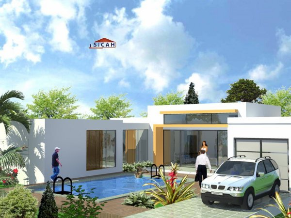 Construction et vente de villas