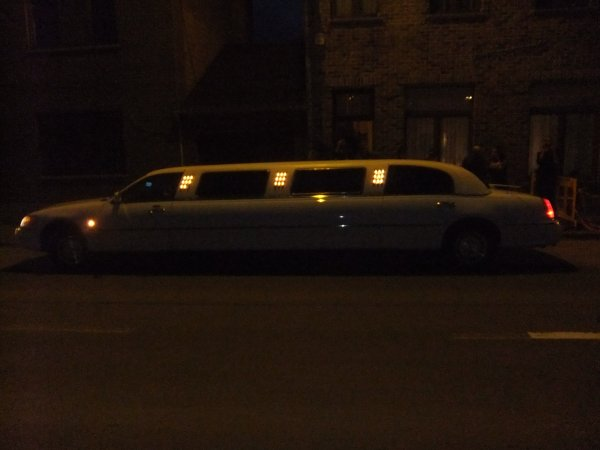 The limousine !!