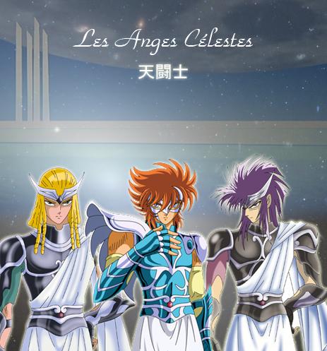 Les Anges célestes