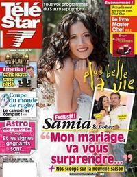 Télé loisir du lundi prochain dédié au mariage de Samia et Boher
