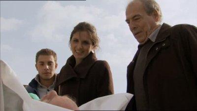 Léo part en Argentine avec Agathe (Photos épisode du 16 Décembre 2011)