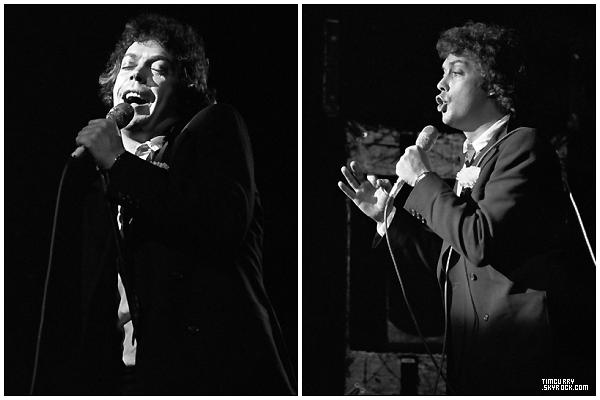 CONCERT - 06/11/1978 - Tim était en live à l'Agora Ballroom en Atlanta pour le Read My Lips tour.