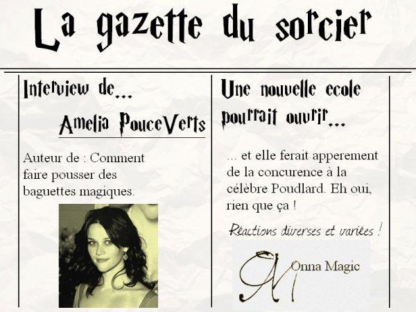 La Gazette du Soricer, n° 1