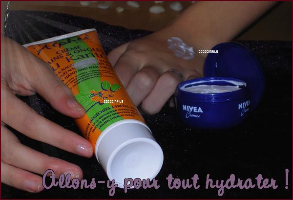 #. Soins >  L'hydratation