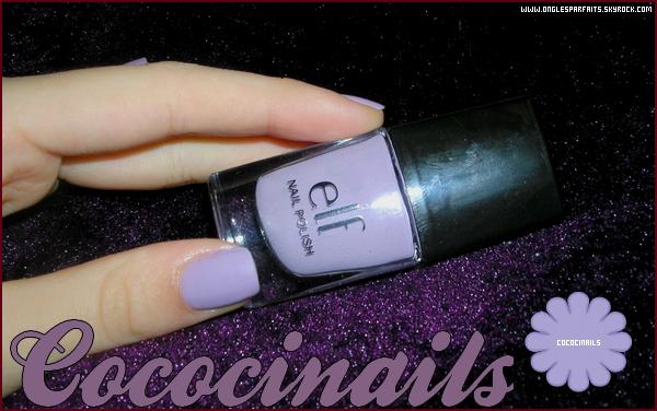 #. Vernis > ELF - Lilac