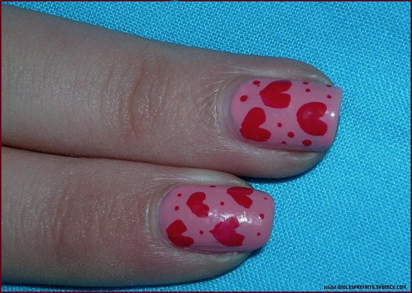 #. Nail Art > Saint-Valentin : Acte 2