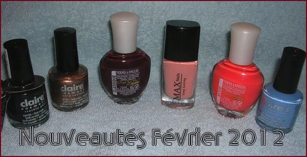 #. Matériel > Nouveautés (Février 2012)
