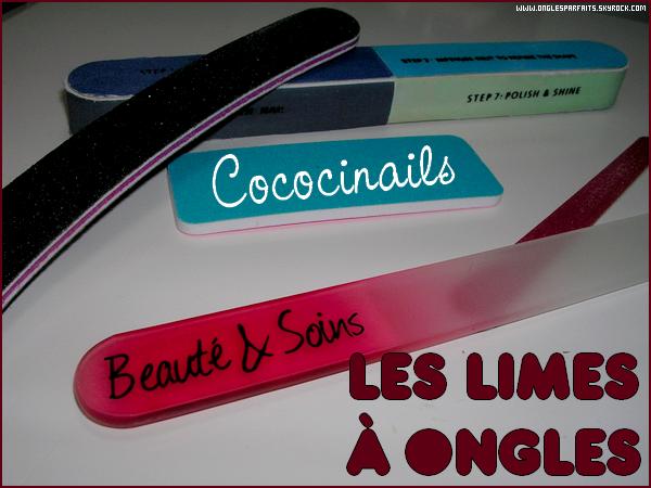 #. Soins >  Les limes
