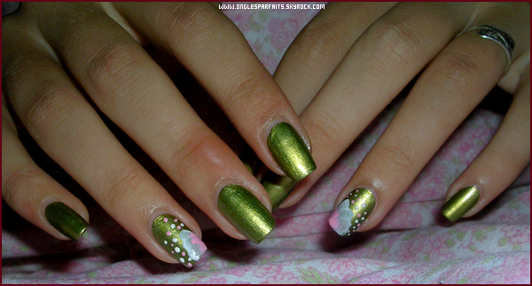 #. Nail Art > One stroke