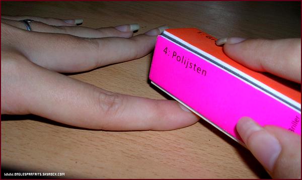 #. Soins > Le polissoir