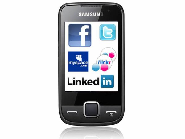 Use of Network Mobiles in Social Media Sites