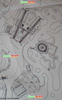 Nouveaux ! Le plan de Toy Story Playland ! enfin !                New!