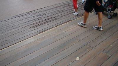 Nouveaux ! Les ponts de disneyland park se font rénover ! News