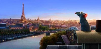 Nouveaux ! Un dark ride Ratatouille pour 2012 ! News !
