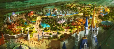 Nouveaux ! Walt Disney World: Extension de Fantasyland ! News !