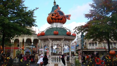 "Nouveaux ! Disneyland ""Happy Halloween"" ! News !"