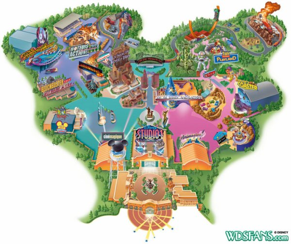 Nouveaux ! Toy Story Playland ! News !