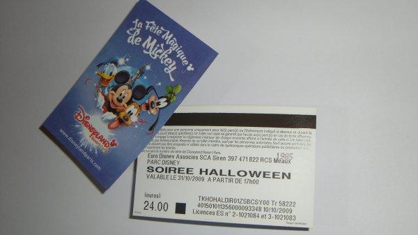 Place de la soirée d'Halloween !