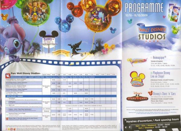 Les Nouveaux Programmes ! The News Programmes !