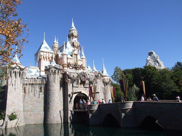 Noël Disneyland Californie !