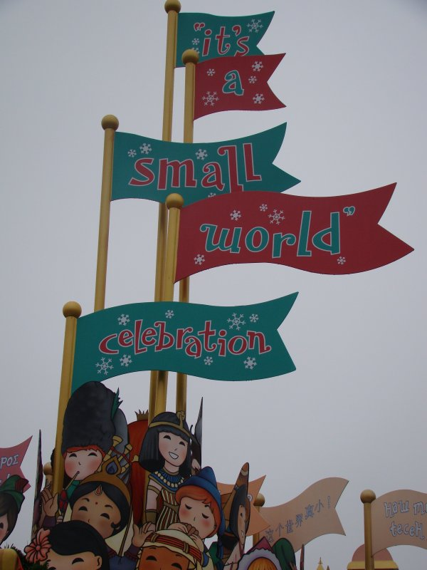 It's a Small World !
