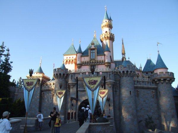 Disneyland Resort Californie !