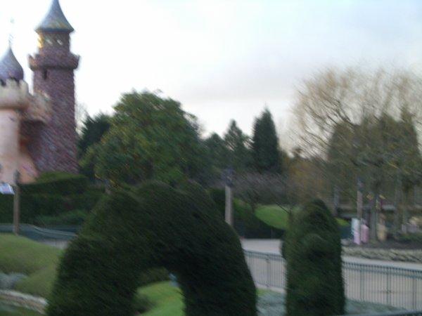 Village de la Belle à Fantasyland !