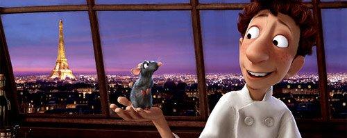 Ratatouille ! L'attraction !