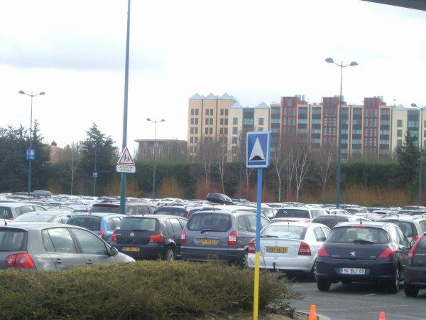 Parking des Parc !