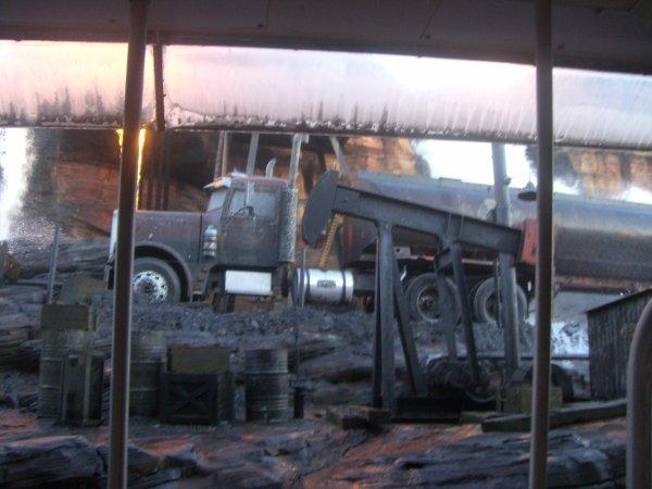 WDS Catastrophe camion !