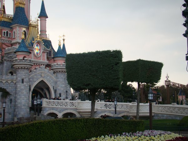 Disneyland Parc !