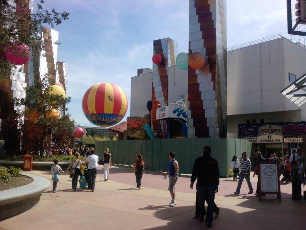 Disney Village !
