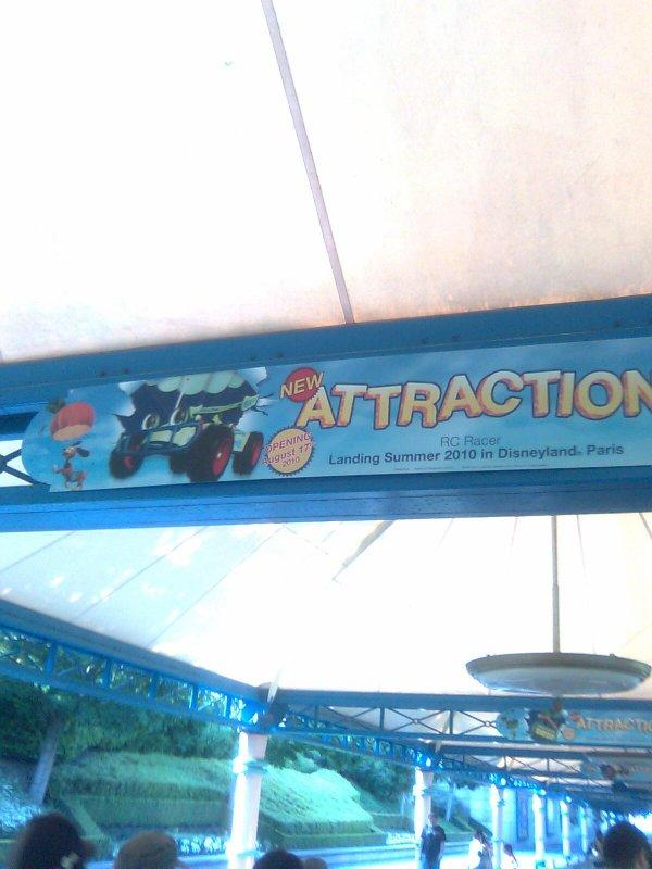 Toy Story Playland ! News !