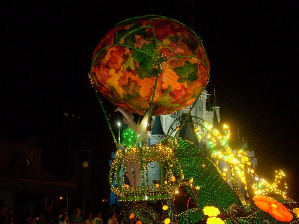 Main Street Electrical Parade ! WDW !
