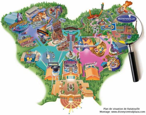 L'attraction Ratatouille aux WDS pour le 20e anniversaire ?