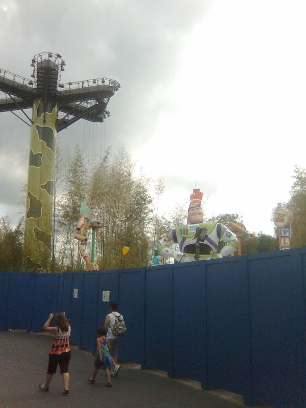 Toy Story PlayLand !