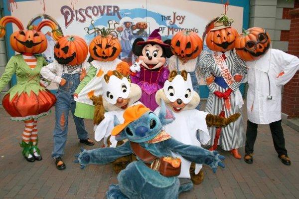 halloween 2011! (1er au 31 octobre)