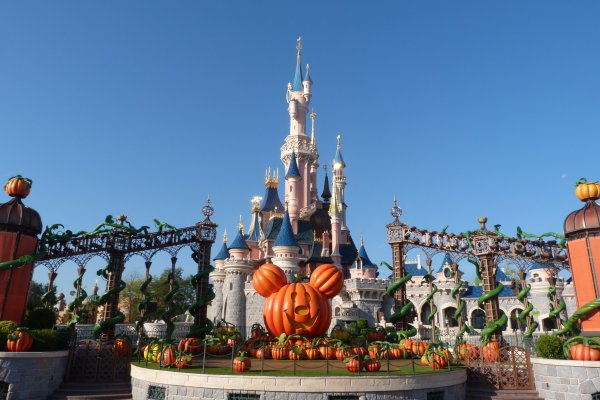 Actu du 16 octobre 2011 ~ Halloween Disney 2011