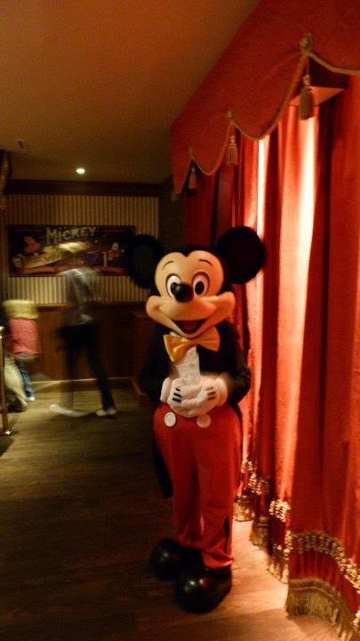 Meet Mickey Mouse
