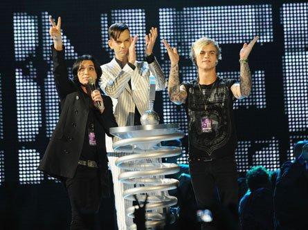 MTV awards ! 2010