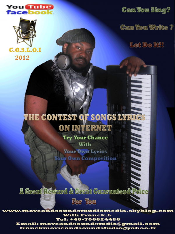 Coming soon The contest Of Songs Lyrics