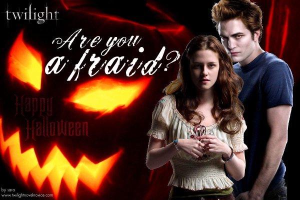 Happy Halloween Twilighters !!!