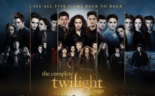 Marathon Twilight  en ce mois spéciale !!!