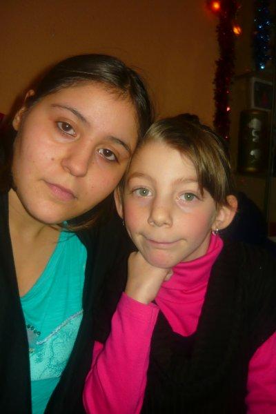 me femme et ma soeur