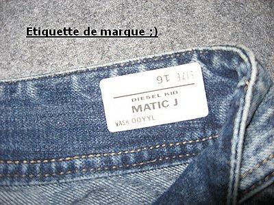 Jean Diesel :)
