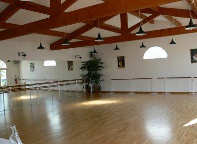 la salle de danse classique