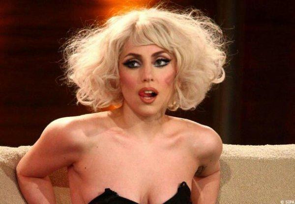 Lady Gaga blessée !