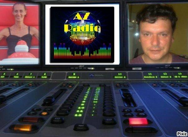 AZ-Radio La radio où la Variété Française est à l'honneur